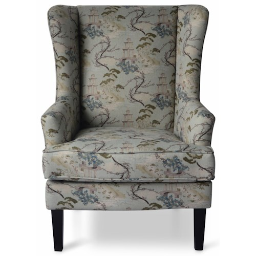 Jofran Accent Chairs Haiku Accent Chair