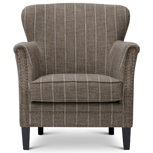 Jofran Accent Chairs Layla Accent Chair