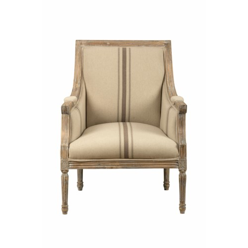 Jofran Accent Chairs McKenna Accent Chair