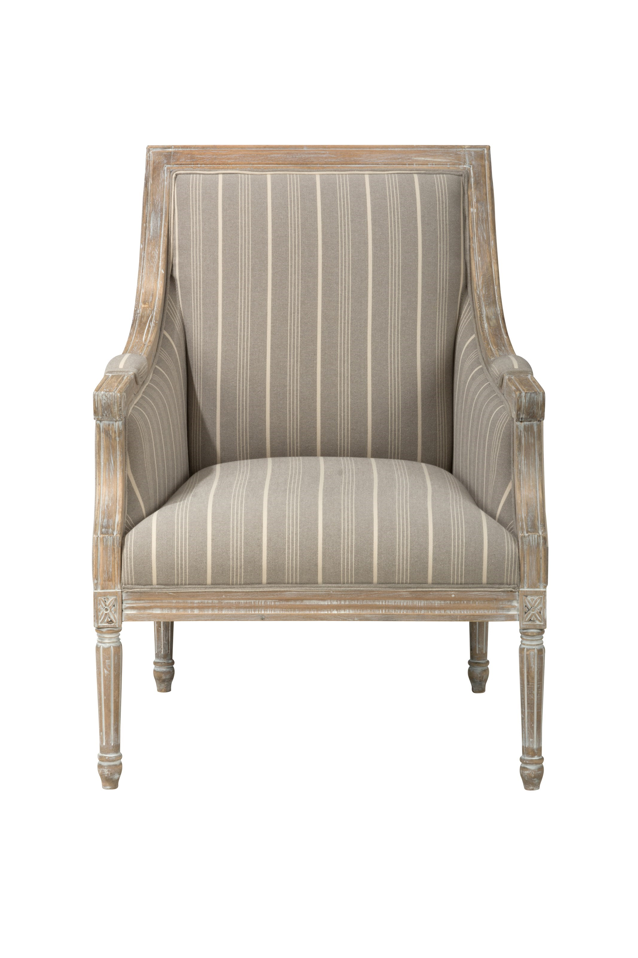 Superieur Jofran Easy Living McKenna Accent Chair  Taupe