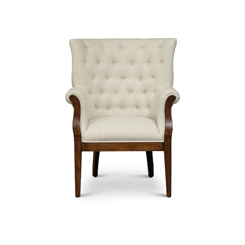 Jofran Accent Chairs Paxton Chair