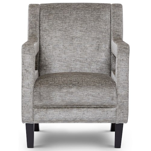 Jofran Accent Chairs Roxanne Accent Chair