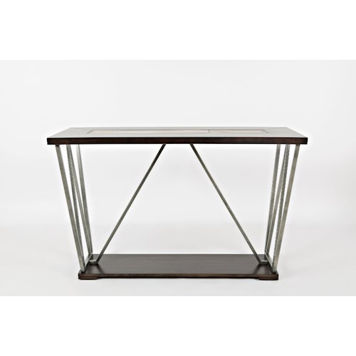 Jofran Leonardo Sofa Table