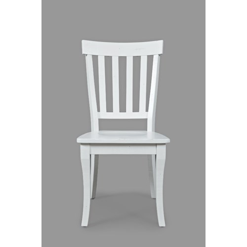 Jofran Madaket Slat Back Dining Chair