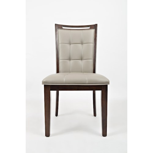 Jofran Manchester Upholstered Dining Chair