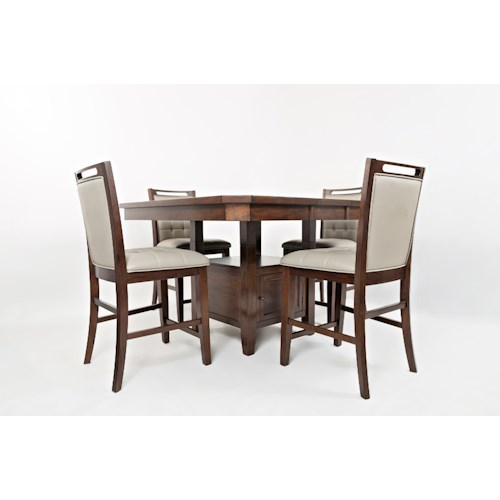 Jofran Manchester Counter Height Dining Set (4 People) - Jofran