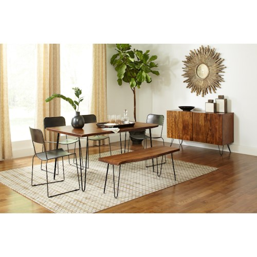 60 Kitchen Table Jofran natures edge 60 dining table and chair set jofran natures edge 60 dining table and chair set workwithnaturefo