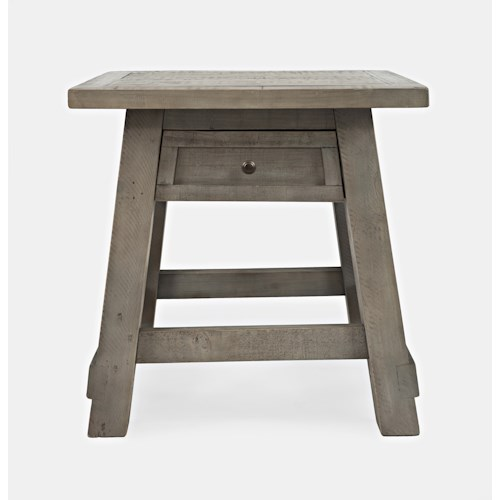 Jofran Outer Banks Power End Table