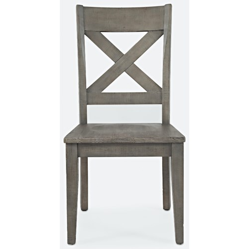 Jofran Outer Banks X-Back Chair