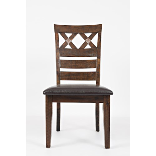 Jofran Painted Canyon Dining Chair