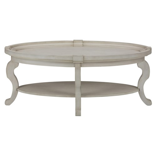 Jofran Sebastian Oval Cocktail Table