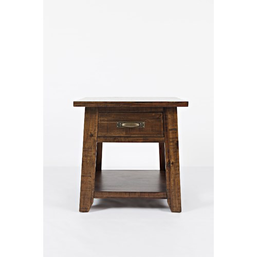 Jofran Sonoma Creek End Table