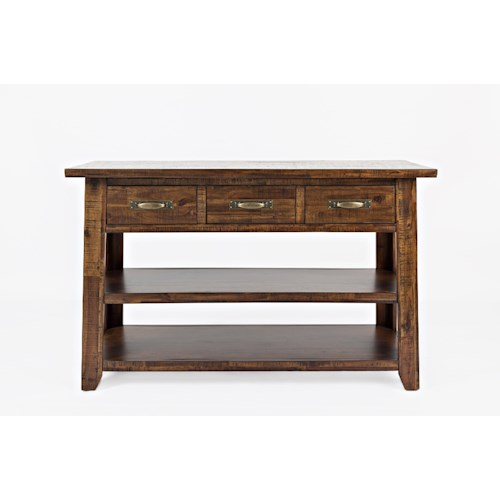 Jofran Sonoma Creek Sofa Table
