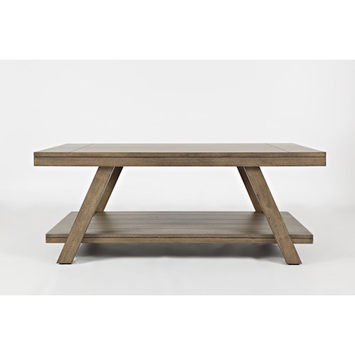 Jofran Transitions Cocktail Table