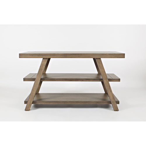 Jofran Transitions Sofa Table