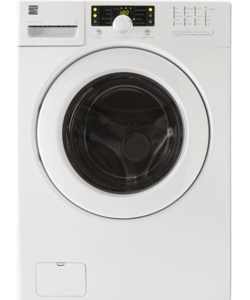 kenmore he washer. kenmore washers energy star® 3.6 cu. ft. front-load washer with stainless he