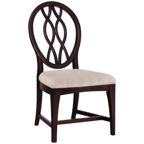 Kincaid Furniture Alston Side Chair Fabric