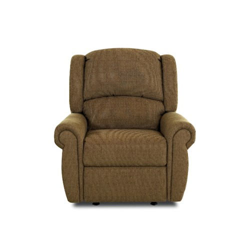 Klaussner McAlister Classic Reclining Rocking Chair