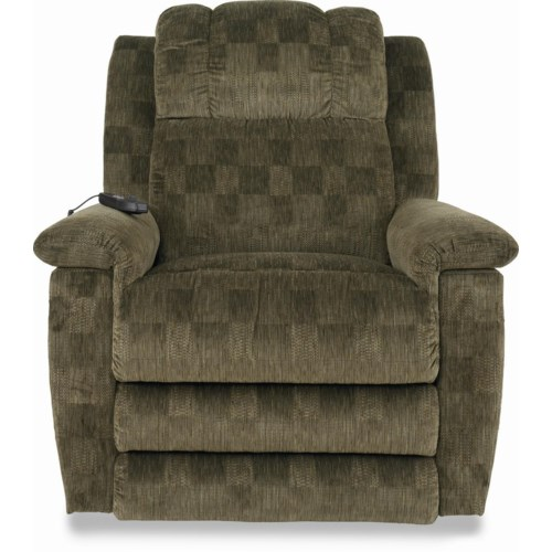 La-Z-Boy Recliners Clayton Luxury-Lift® Power Recliner with Heat