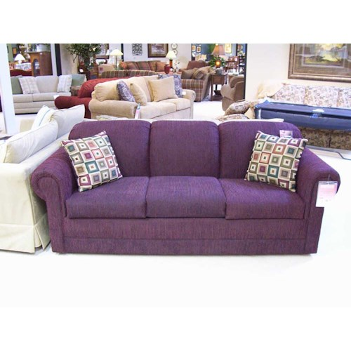 LaCrosse Lacrosse Queen Size Sleeper Sofa