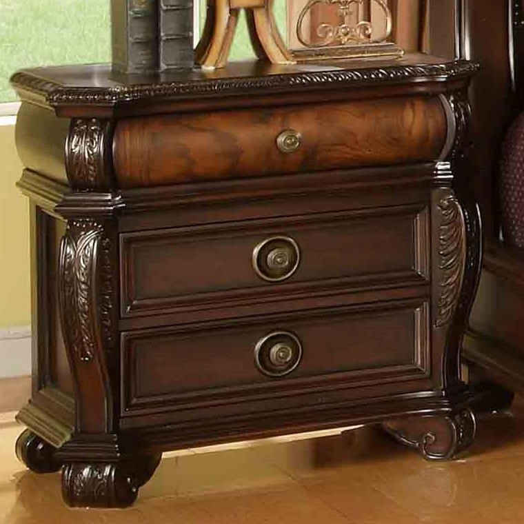 Lee Furniture Hemingway Traditional Nightstand
