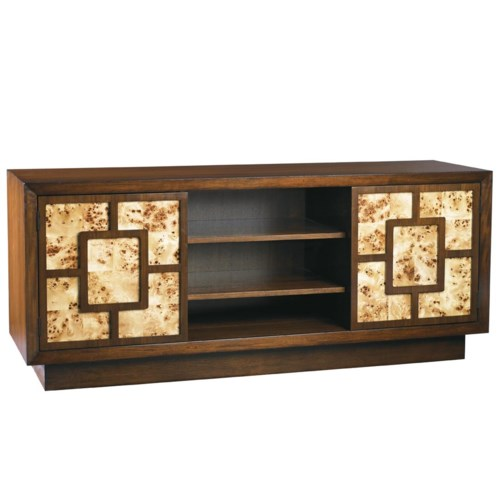 Lexington Mirage Allyson Entertainment Console