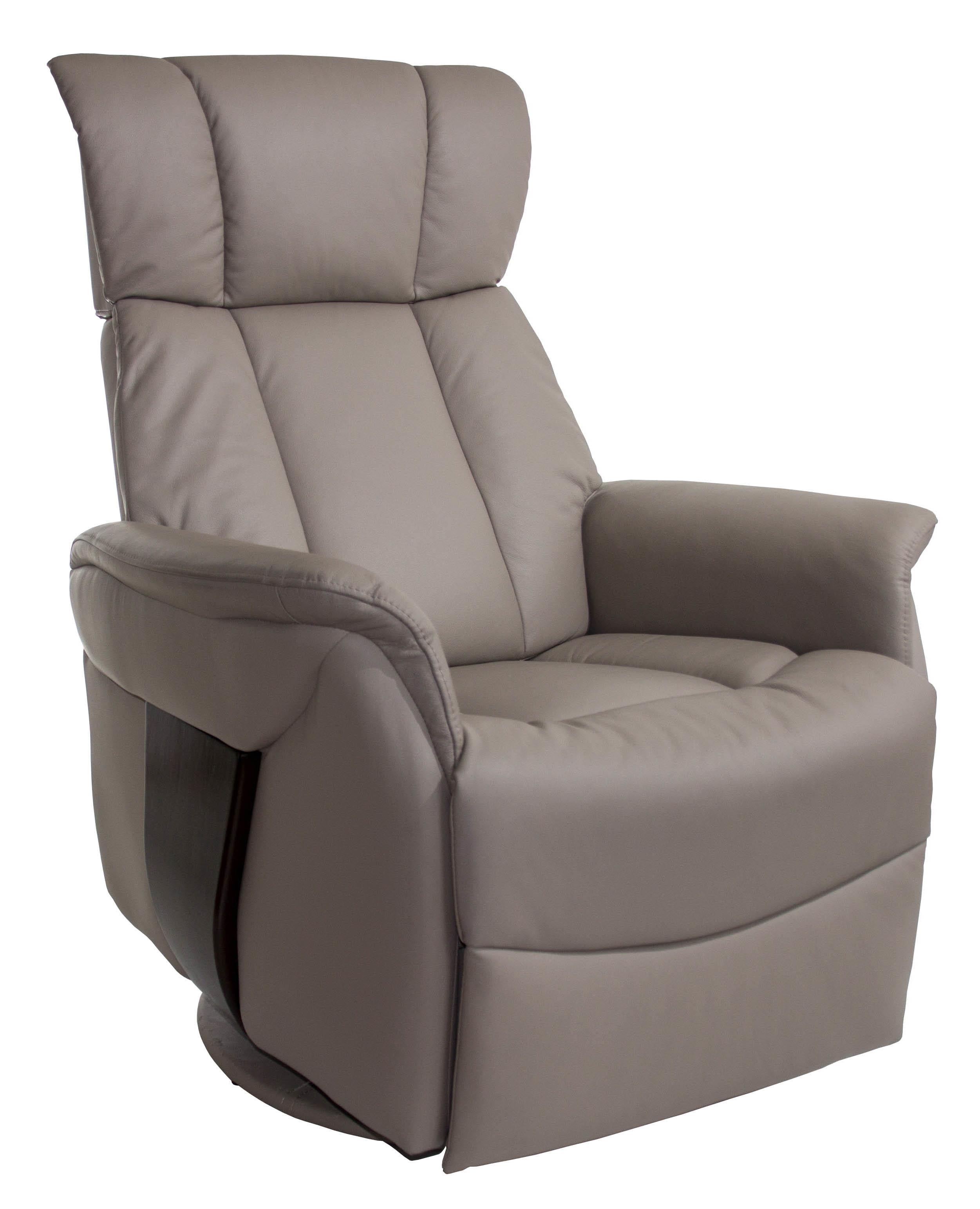 Mac Motion Chairs Oslo Collection Vardo Power Swivel Glider Recliner