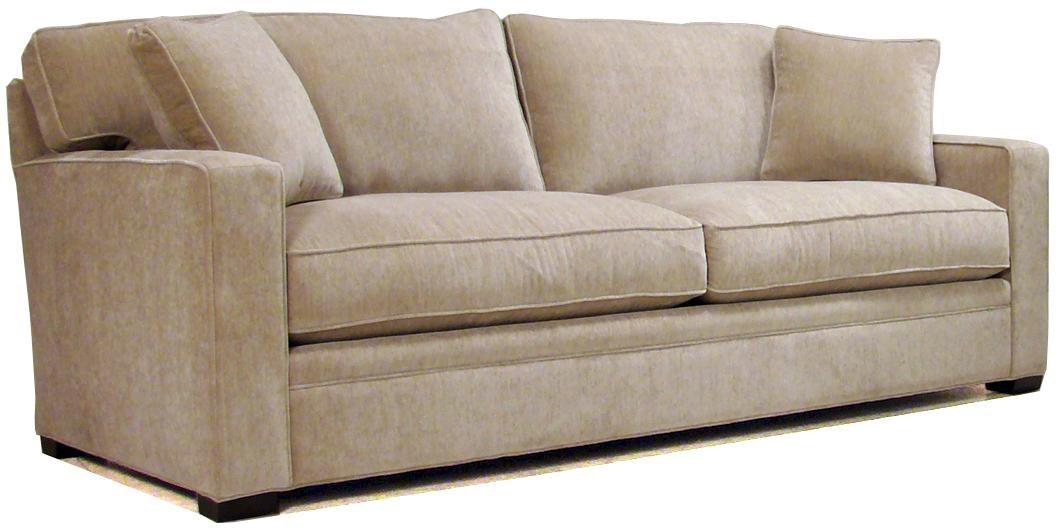 Mccreary Modern 0693 Contemporary Stationary Sofa With