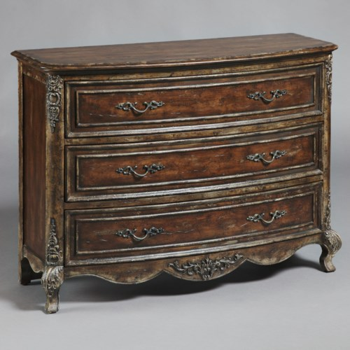Pulaski Furniture Accents Accent Chest with Classic Detail