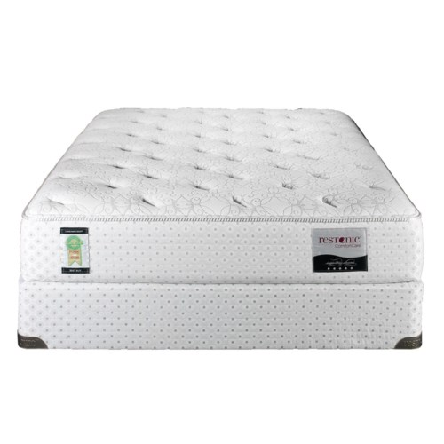 Restonic ComfortCare Queen Atlantis Plush Mattress