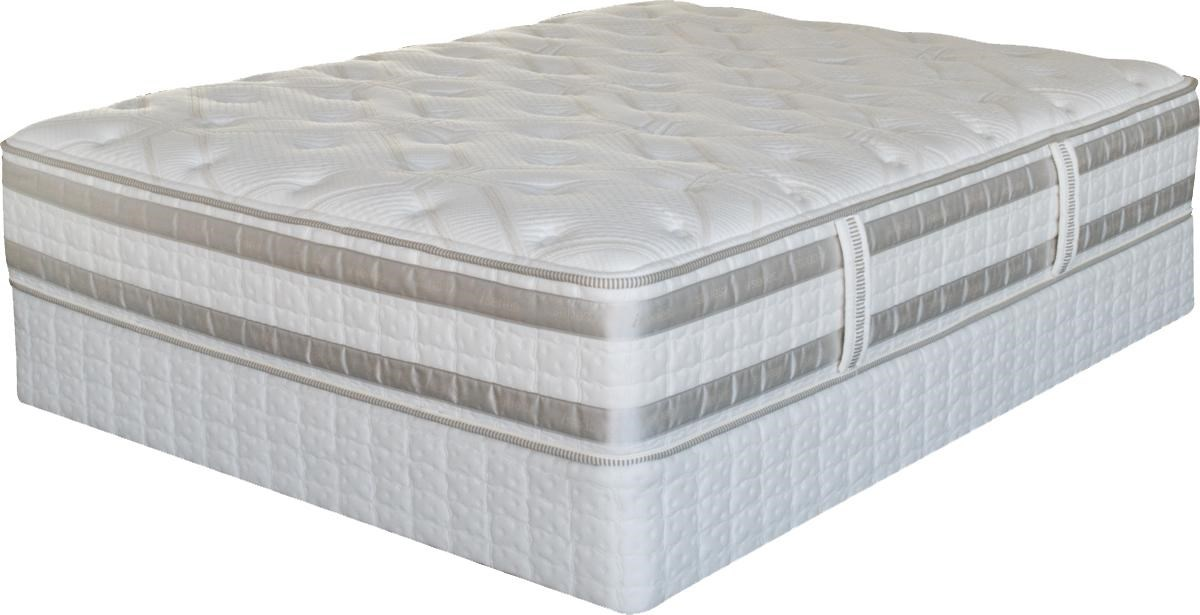 Captivating Serta Trump Home ISeries Corbin King Plush Mattress