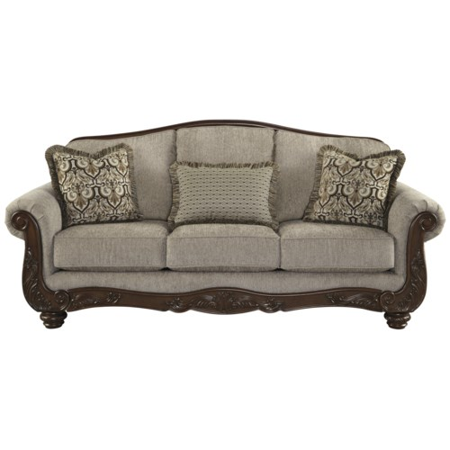 Living Room Furniture > Sofa > Ashley (Signature Design) Cecilyn Sofa