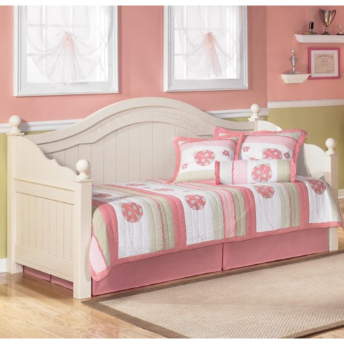 Signature Design by Ashley Furniture Cottage Retreat Day Bed