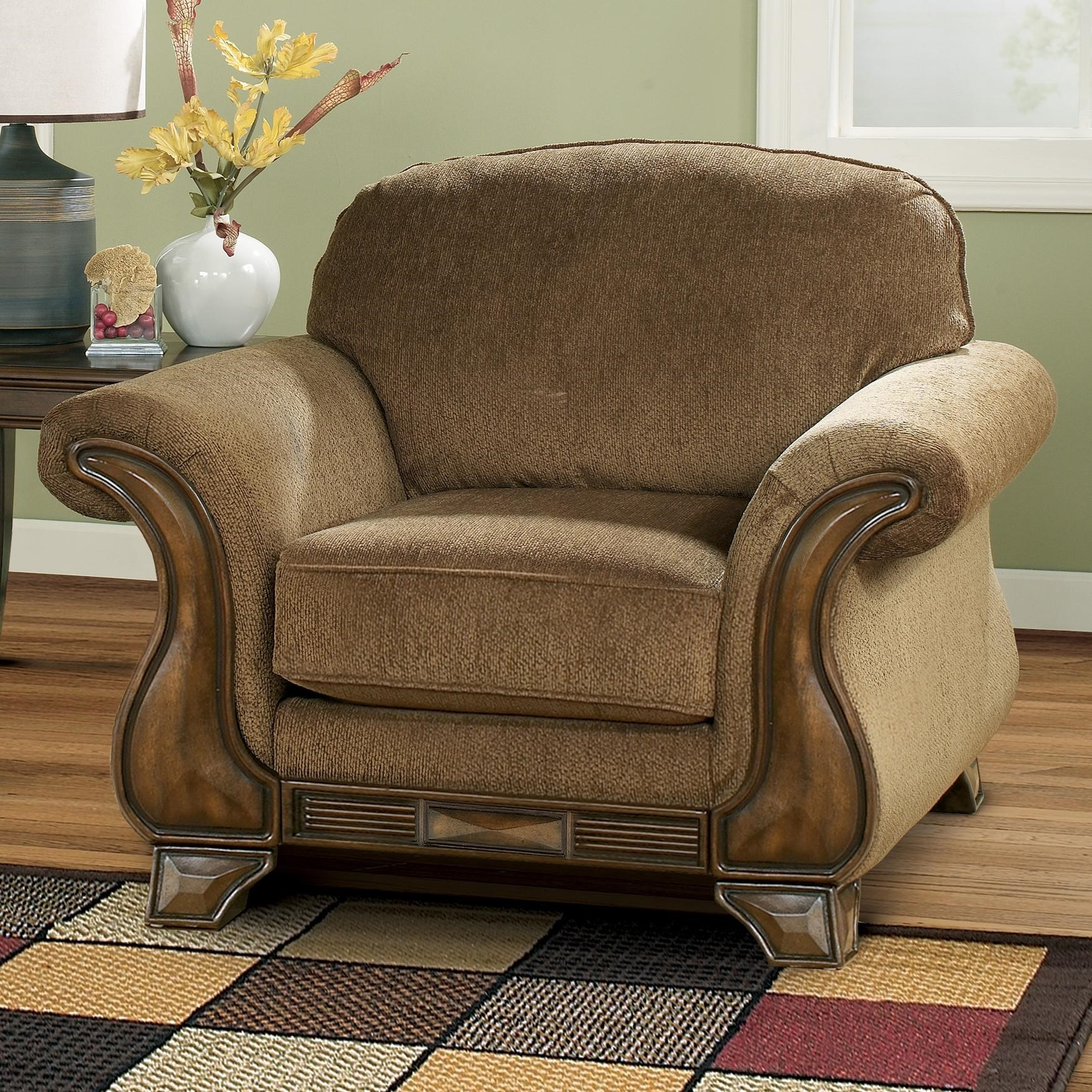 ... Ashley Furniture Danbury Ct By Signature Design By Ashley Montgomery  Mocha Chair With ...