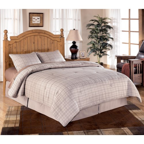 Signature Design by Ashley Stages Queen/Full Poster Headboard