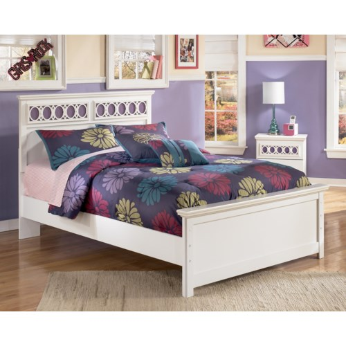 Signature Design By Ashley Furniture Zayley Full Panel Bed