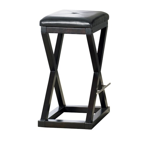 sitcom turin 30 inch barstool without back