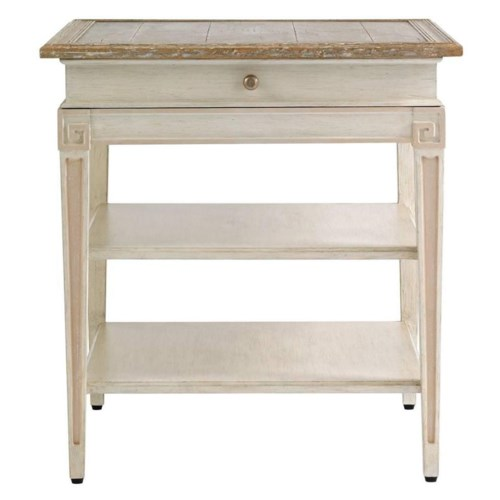 Stanley furniture preserve 340 25 09 fairbanks end table for Furniture fairbanks