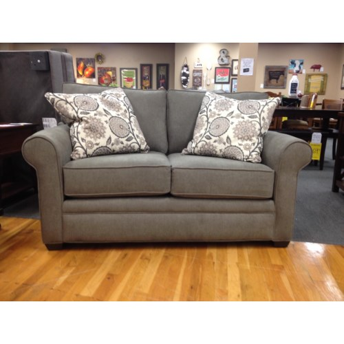 Stanton 283 Casual Loveseat Rife 39 S Home Furniture Love Seat Eugene Springfield Albany