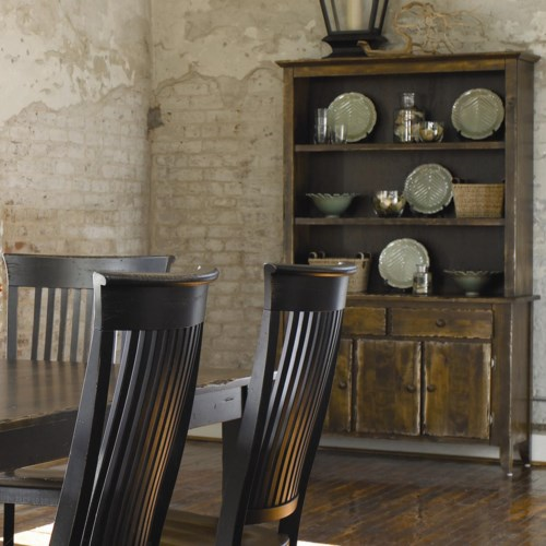 Thomasville® Color Café - Custom Dining Customizable China Cabinet