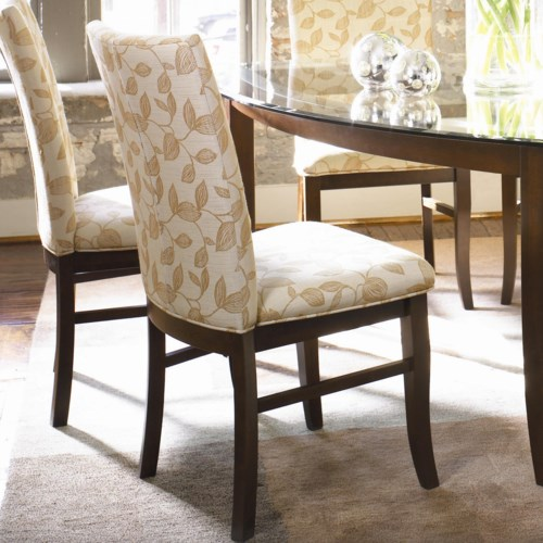 Thomasville® Color Café - Custom Dining Customizable Upholstered Dining Side Chair