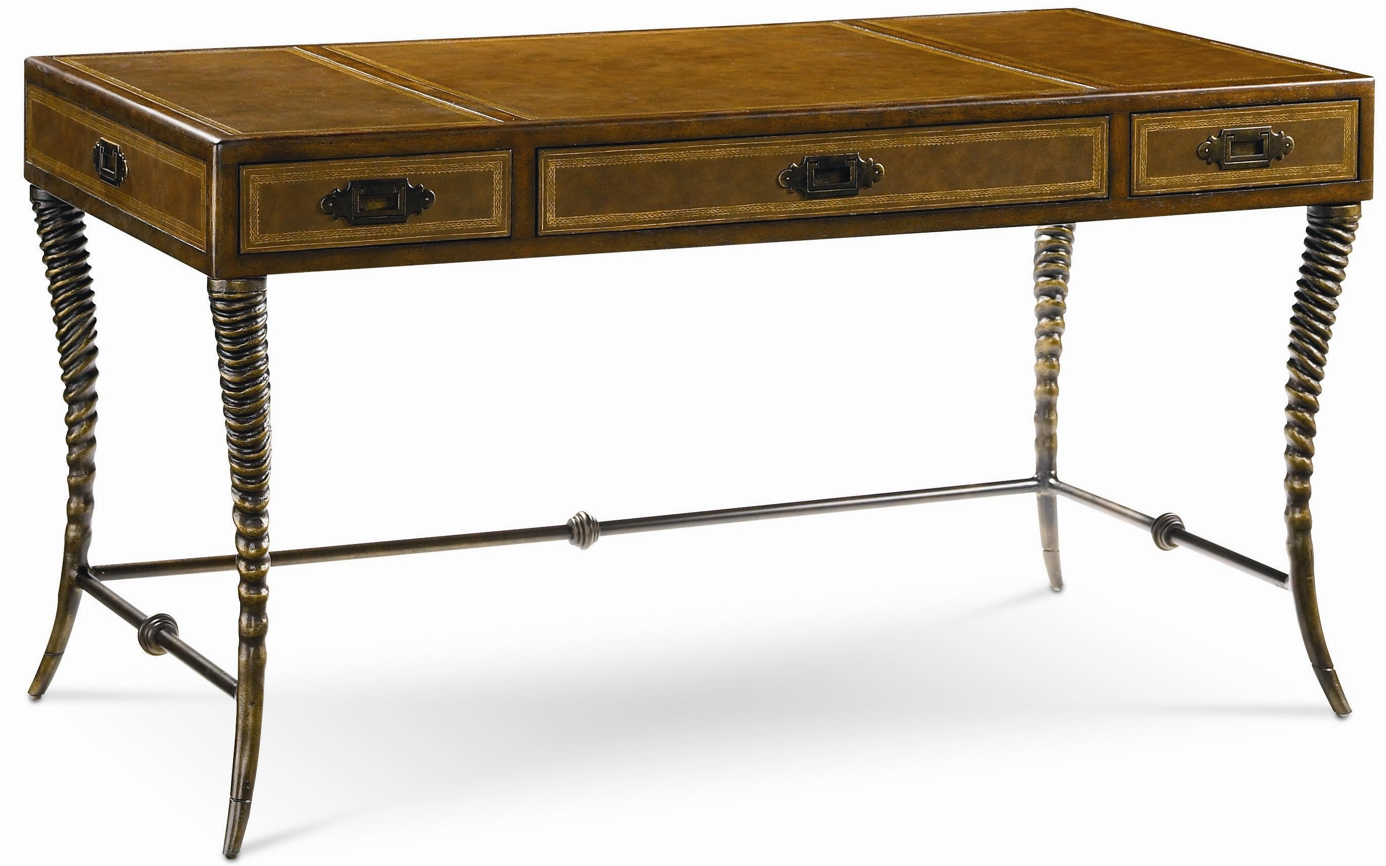 Thomasvilleu00ae Ernest Hemingway 46291-620 Safari Writing Desk : Baeru0026#39;s Furniture : Table Desk Boca ...