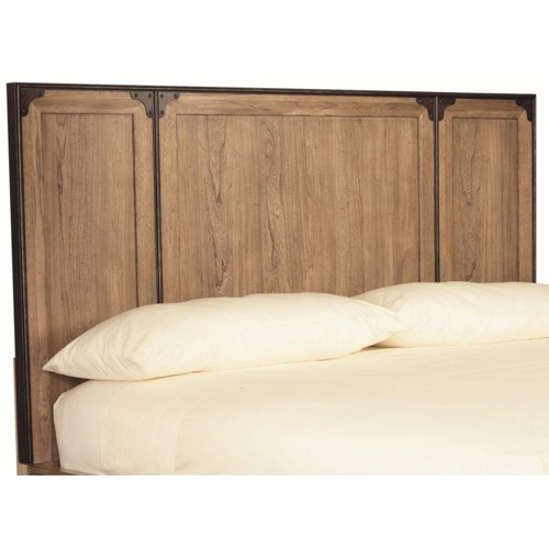 Thomasville® Reinventions King/California King East River Panel Headboard