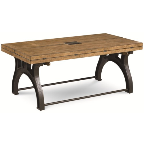 Thomasville® Reinventions Boulton and Watt Flip Top Coffee Table