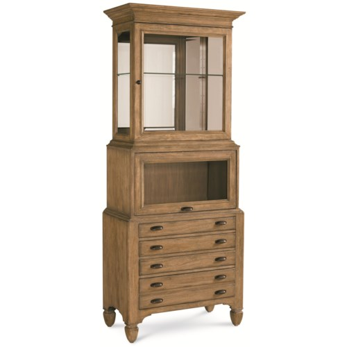 Thomasville® Reinventions Reliance Pharmacy Cabinet w/ 4 Drawers