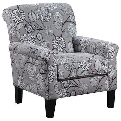 United Furniture Industries 2160 Transitional Accent Chair