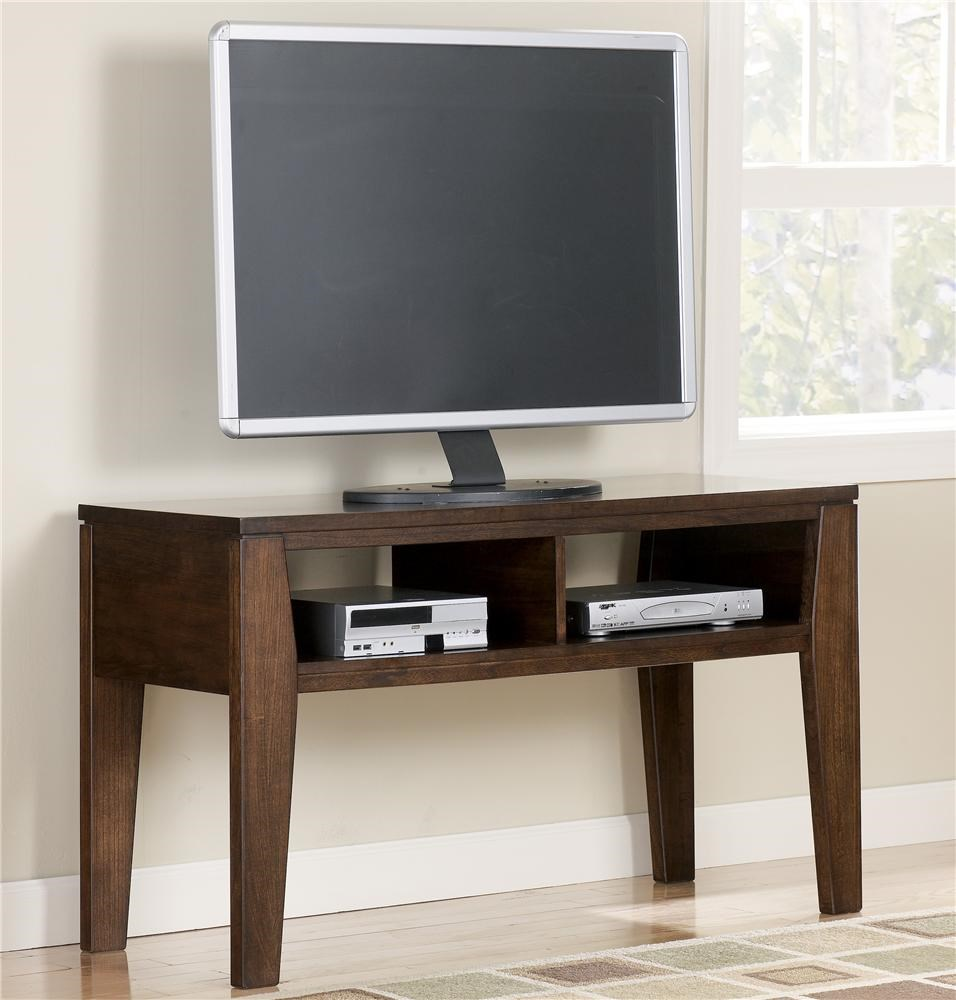 Signature Design by Ashley Deagan TV Stand Table with 2
