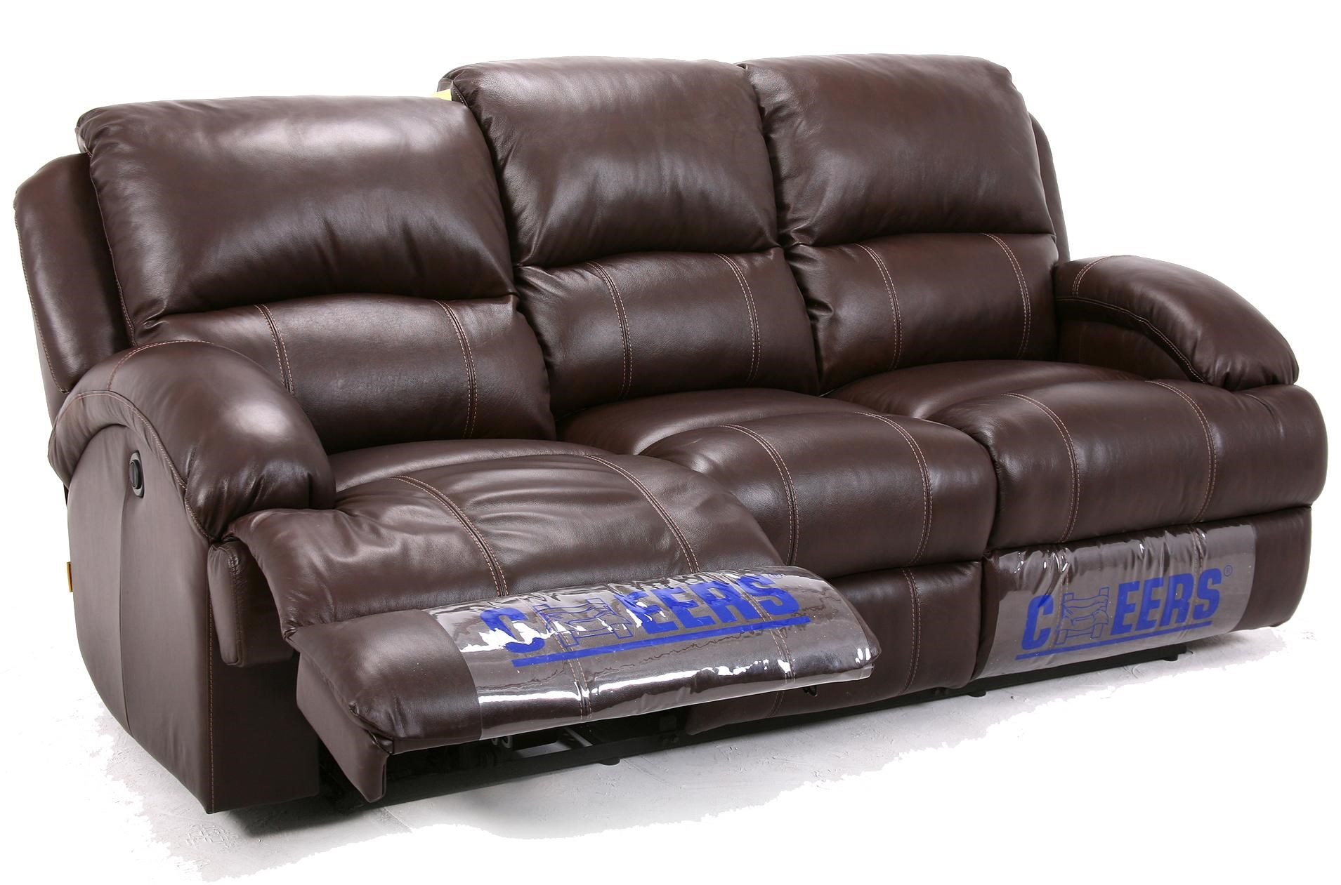 Cheers Sofa UXW8626M Casual Power Reclining Sofa with