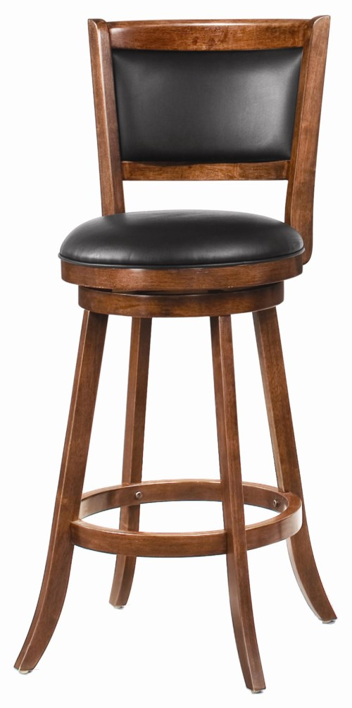 "Coaster Dining Chairs and Bar Stools 29"" Swivel Bar Stool"