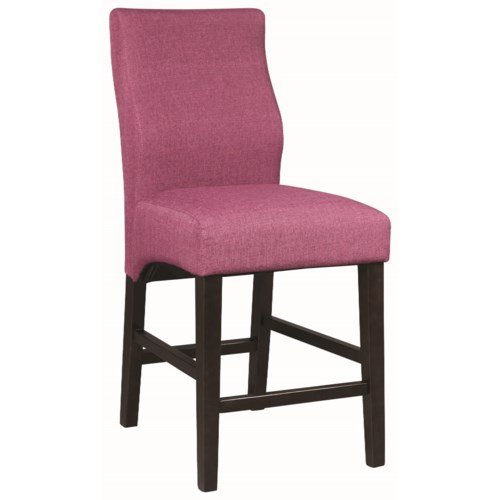 Coaster Dining Chairs And Bar Stools Upholstered Counter Height Stool Coast